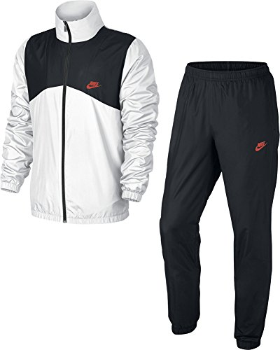 Nike M NSW TRK Suit Wvn Halftime - Tuta da Uomo, Uomo, M NSW TRK Suit Wvn Halftime, 2XL