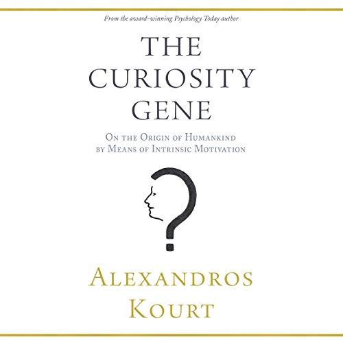 The Curiosity Gene audiobook cover art