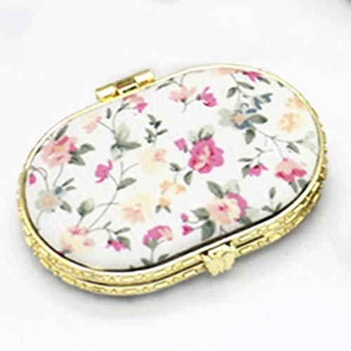 1 Piece Mini Makeup Compact Pocket Mirror WT3