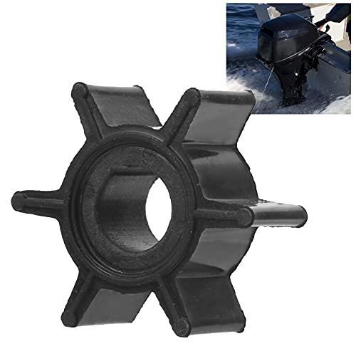 Piezas fuera de borda, impulsor de bomba de agua resistente y duradero para fueraborda de 2/4 tiempos para 2Hp 2.5Hp 3.5Hp 4Hp 5Hp 6Hp