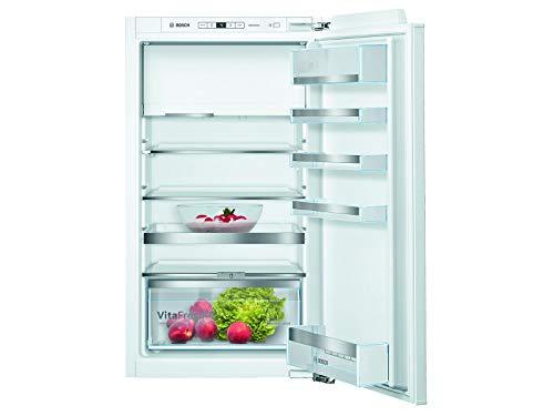 Bosch KIL32ADF0 Serie 6 Einbau-Kühlschrank mit Gefrierfach / F / 102,5 cm Nischenhöhe / 181 kWh/Jahr / 139 L Kühlteil / 15 L Gefrierteil / VitaFresh plus / VarioShelf