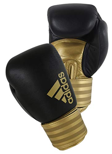 adidas Hybrid 200 Leather Boxing and Kickboxing Gloves for Women & Men