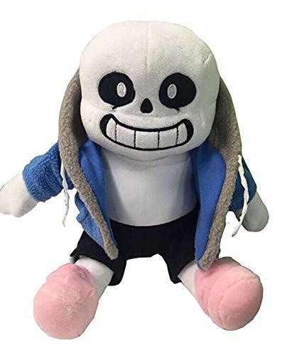 Linen Family Undertale Sans-Plüsch Weiches Spielzeug Puppe Für Kinder Geschenk - Undertale Sans Plush Soft Toy Doll for Kids Gift