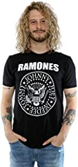 Ramones hombre Presidential Seal Camiseta