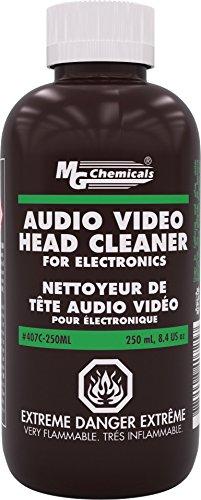 Audio & Video Head Cleaners