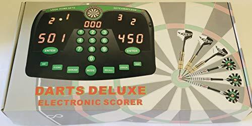 Darts Deluxe Elektronischer Darts Scorer - 2