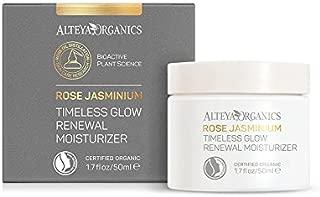 Alteya Organics Rose Jasminium Timeless Glow Renewal Moisturizer