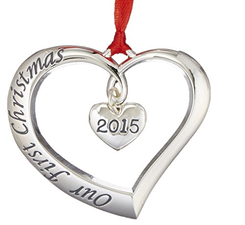 Lenox 2015 Our 1st Christmas Ornament