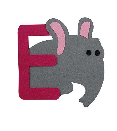 Alphabet Animal Cape de l'enfant (Lettre E)