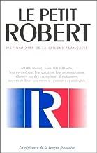 Le nouveau petit Robert: dictionnaire alphabétique et analogique de la langue française