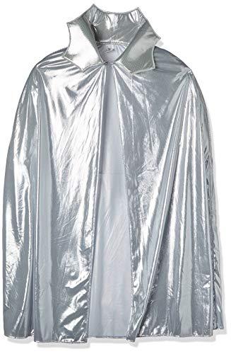 Andrea-Moden Venezia-gordijn mode-sjaal, zilver, OSFM