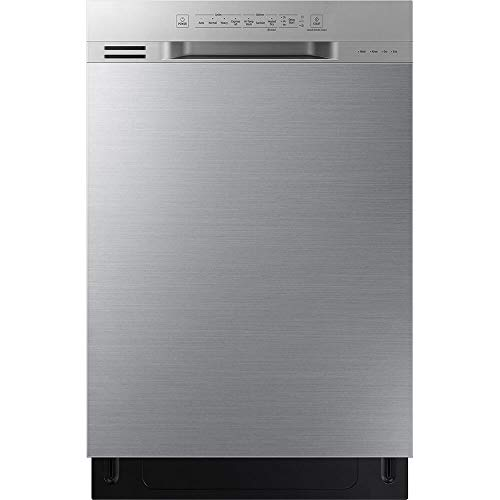 Built-In Stainless Steel Dishwasher
