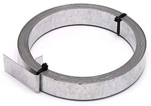 Danitech Stahlband OK-43, OK-50 Länge 10m Gewicht ca. 1kg (0,80 EUR/m)
