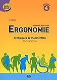 Ergonomie module 4 4eme édition - Techniques de manutention adultes et enfants