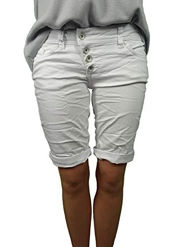 Buena Vista Damen Shorts Malibu Weiss (10) XL