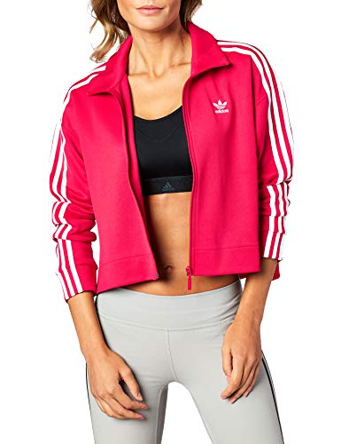 adidas ED4755, Track Tops Donna, Energy Pink F17, 40