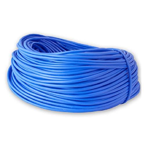 color verde y amarillo Funda para cables de PVC Sourcingmap varios tama/ños y longitudes