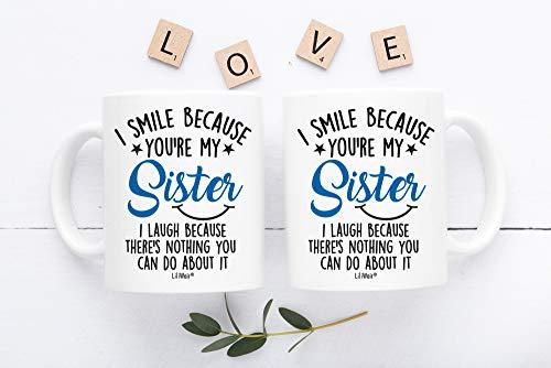Sister From Sister Mugs