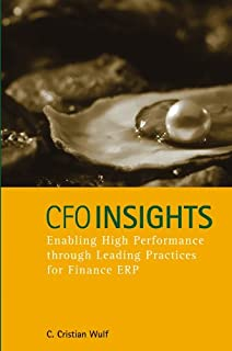 comprar comparacion CFO Insights: Enabling High Performance Through Leading Practices for Finance ERP (English Edition)