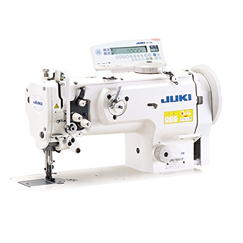 Juki DNU-1541-7 Single Needle Lockstitch Machine with Table & Clutch Motor (Table Comes Assembled)