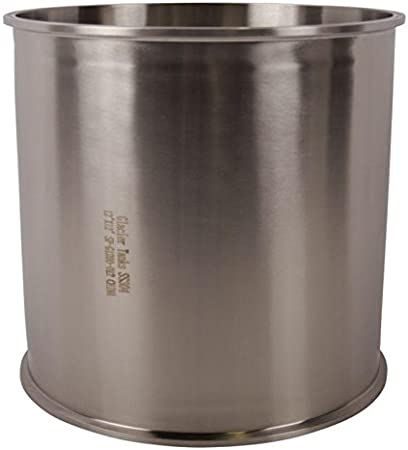 Tri Clamp 12 inch x 10 in Glacier Tanks - Stainless Steel SS304 Sanitary Spool