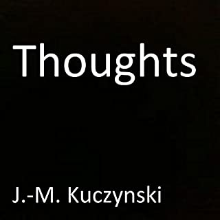 Thoughts audiobook cover art