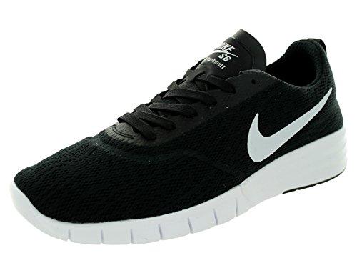 Nike SB Lunar Paul Rodriguez 9, Zapatillas de Skateboarding para Hombre, Negro-Black/White/Black, 13.0 EU
