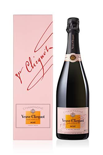 Champagne Rosé Brut, Veuve Clicquot con astuccio - 750 ml
