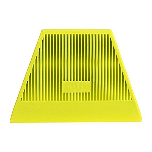 Qiilu New Auto Keystone ruitenwisserblad raam film tint gereedschap waterwisser applicator