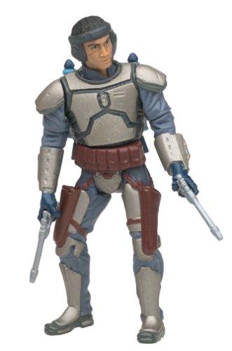 Jango Fett Slave 1 Pilot - Star Wars Saga Collection Action Figure