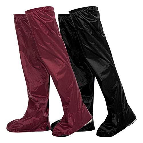 Cubierta de la zapatilla de ciclismo Botas sobre la lluvia for montar...
