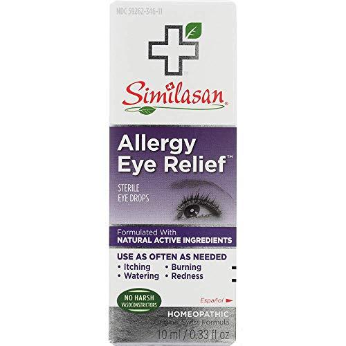 Similasan Allergy Eye Relief 100% Natural 0.33 oz