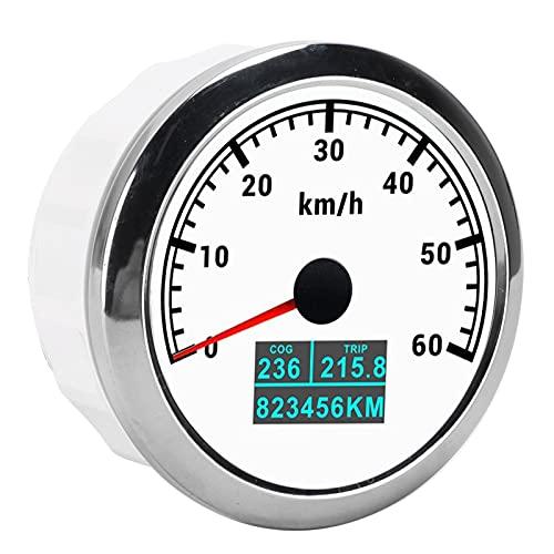 Cuentakilómetros, IP67, Impermeable, A Prueba De Polvo, 60 Km/H, Motor Paso A Paso, Velocímetro GPS Para Barcos Marinos, Vehículos Y Camiones