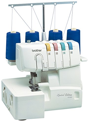 Brother Overlock M1034D Accessoire Machines à...