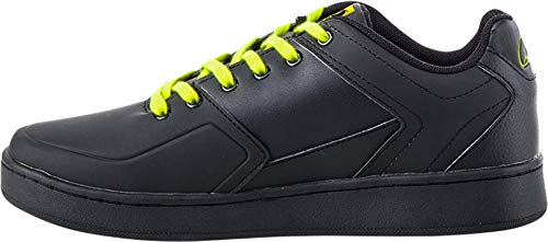 O'Neal Pinned Flat Pedal Fahrrad Schuhe Sneaker MTB BMX DH FR All Mountain Bike Downhill Sport, 322, Farbe Gelb, Größe 36 - 2