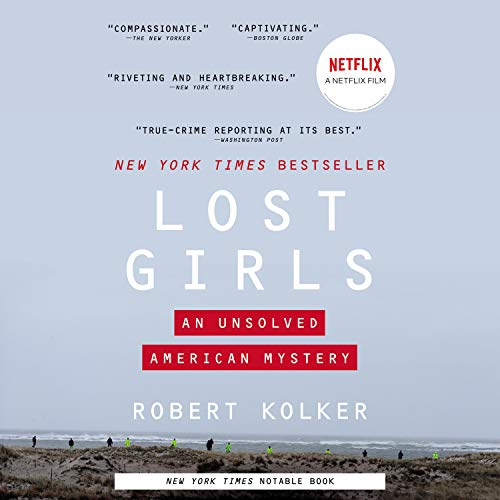 Lost Girls audiobook cover art