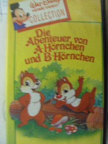 Die Abenteuer von A-Hörnchen und B-Hörnchen - Walt Disney