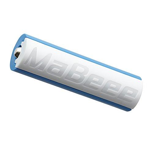 MaBeee(マビー) スマホでおもちゃを動かせる電池型IoT 1本入 MB-3002WB