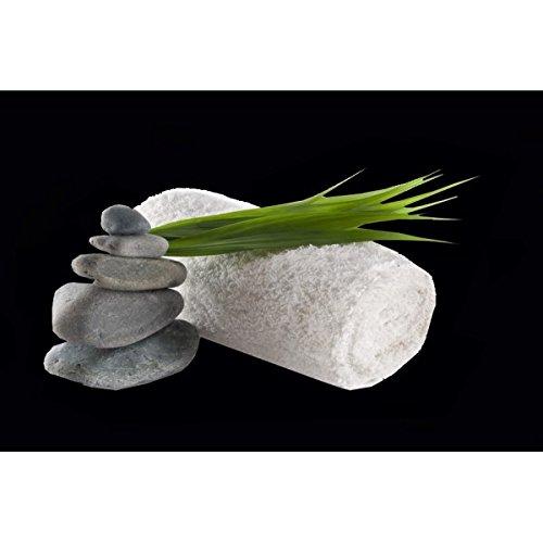 Handdoek bamboe (wit)