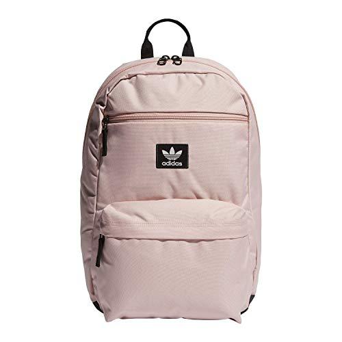 adidas Originals Unisex National Backpack, Pink Spirit, ONE SIZE