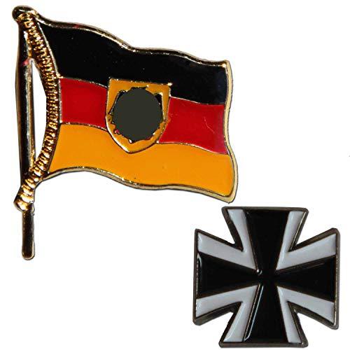 Unbekannt Pin Eisernes Kreuz Anstecker Abzeichen Bundeswehr