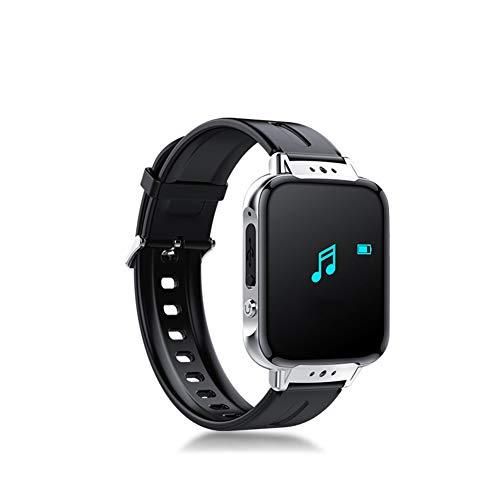 S11 Bluetooth Sport-Uhr-2 IN 1 Smart Armband Pedometer Lossless Musik Hifi MP3-Player-Unterstützung E-Book Walkman HD Aufnahme,8g