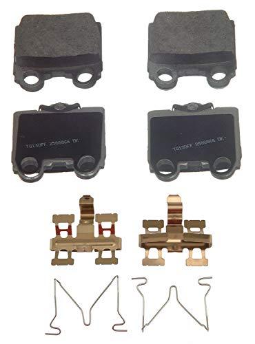 Wagner ThermoQuiet QC771 Ceramic Disc Brake Pad Set