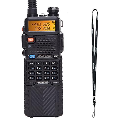 BAOFENG UV-5R High Power Tri-Power Portable Ham Two Way Radio