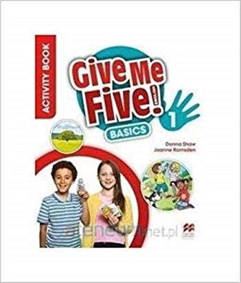 Col. Mobile - Give Me Five English 1A Wb
