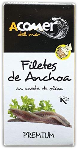 profesional ranking Anchoa Santonia del Cantábrico 50g paquete de 8 latas. elección
