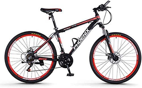 Bicicleta de montaña 21 Velocidad de bicicletas bicicletas, ligero marco de aleación de aluminio, con amortiguador delantero Tenedor, Frenos de disco Kone, Off-Road bicicleta de carretera for el estud