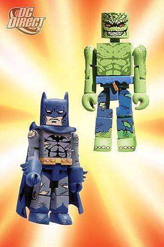 precio al por mayor DC DC DC Universe Minimates Wave 3de Batman y Killer Croc  calidad fantástica