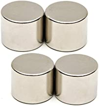 ART IFACT 4 Pieces of 25mm x 25mm of Fridge Magnets, Project Magnet (Pack of 4 Pieces)