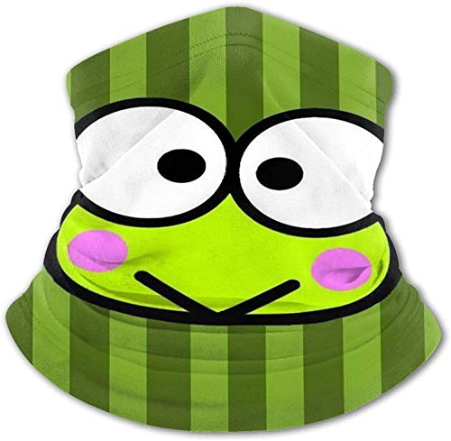 Bandanas Sanr-io - Máscara facial para niños, reutilizable, lavable, tela de dibujos animados, transpirable, protector de cuello, bufanda, tamaño para niños, niñas y niños